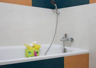 Łazienka dziecięca w Raszynie