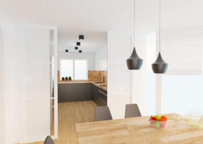 Dom Nadarzyn kuchnia