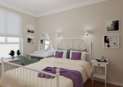Sypialnia dla córki