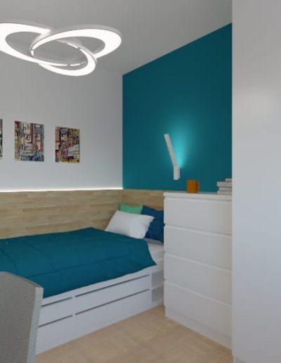 projektanci wnętrz pokoj dla chlopca 4c Aranzacja pokoju dla chłopca